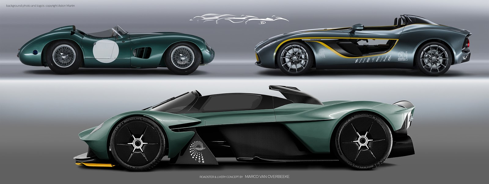 Aston Martin Valkyrie Rendered In Track Only And Roadster