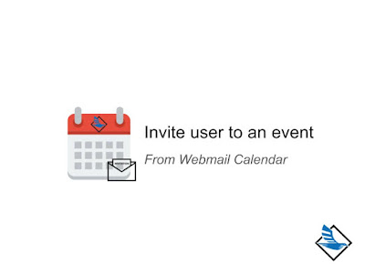 Invite user to an event