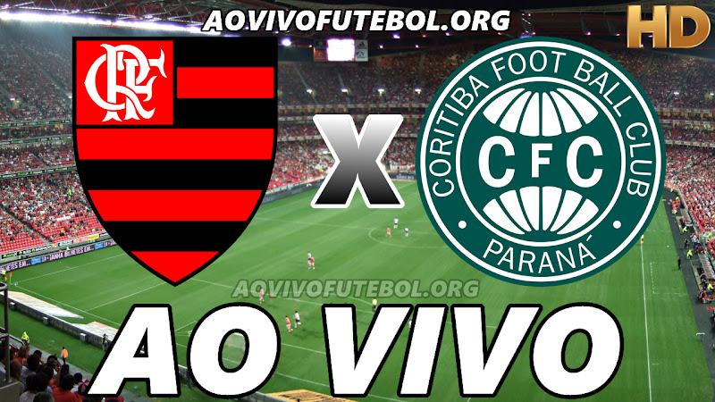 Assistir Flamengo vs Coritiba Ao Vivo HD