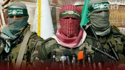 Sosok Misterius Pimpinan Sayap Militer Hamas Abu Obeidah