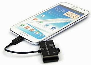 USB OTG Samsung Original