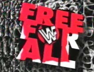 WWF / WWE - IN YOUR HOUSE 9: International Incident - Free for All