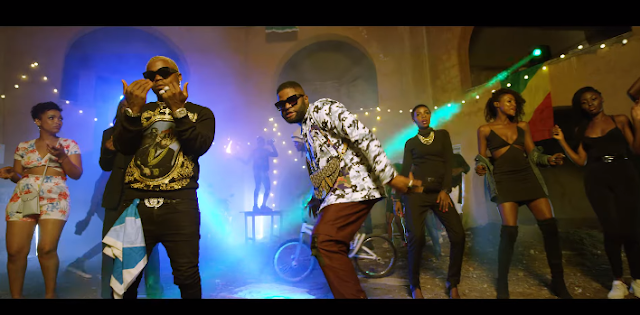 Oyoyo Video By Skales Featuring Harmonize