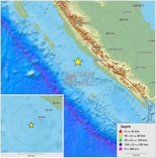 Ισχυρός σεισμός ταρακούνησε την Ινδονησία