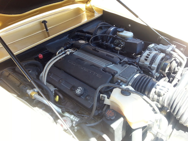 300sl replica engine