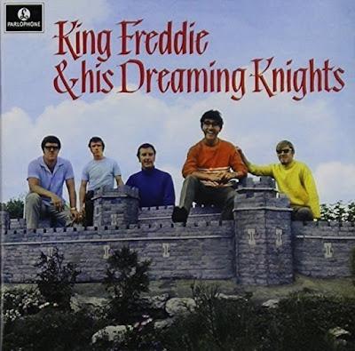 Freddie & The Dreamers - King Freddie And His Dreaming Knights (1967)