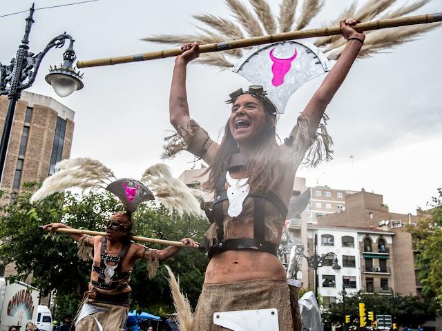 Antitaurina Zaragoza 2018 anti bullfight fiestas del Pilar 20178