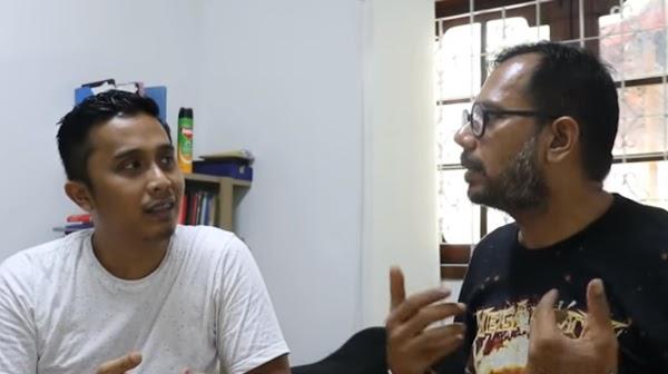 Haris Azhar: Radikal Jadi Masalah, Sementara Lo Pakai Kata Revolusi Mental