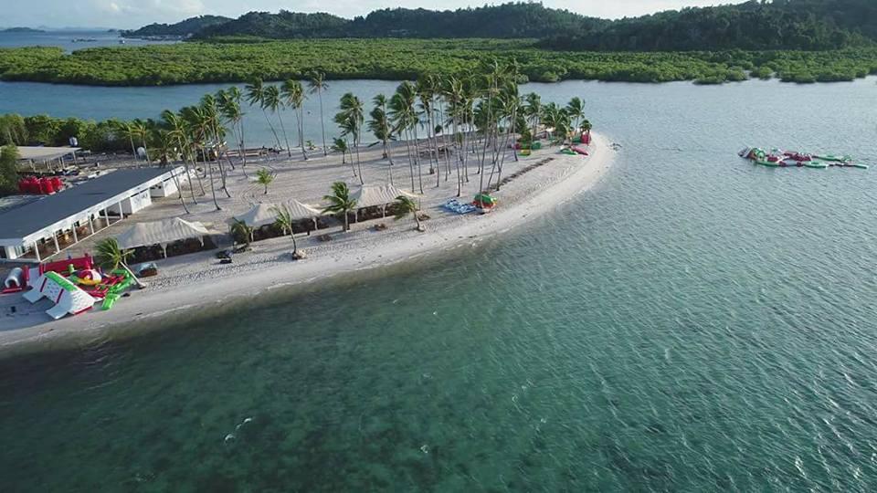 Mengenal Pulau Ranoh Batam Lebih Dekat   HALAMAN KEPRI
