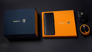 Image result for Oppo Find X lamborghini edition