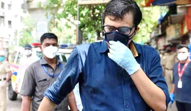 Arnab did not get interim bail from High Court