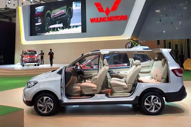 Rekomendasi Mobil MPV Mewah - Wuling Confero