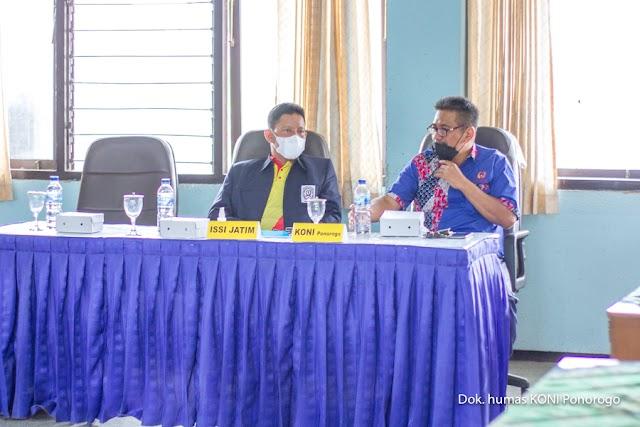 MUSKAB Pembentukan ISSI Kabupaten Ponorogo