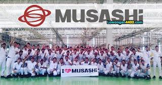 Lowongan Kerja Terbaru PT Musashi Auto Parts