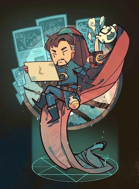 doctor strange wallpaper android