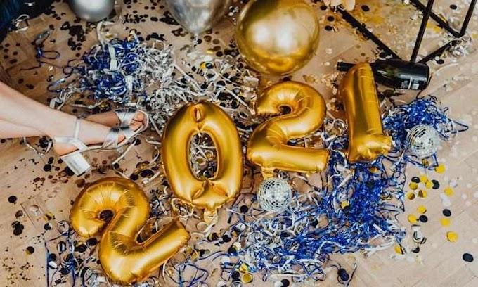 Kata Harapan di Tahun 2021 yang Sangat Menarik