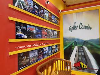 Nonton Film Pendek Funtasi 4D di Cibinong City Mall