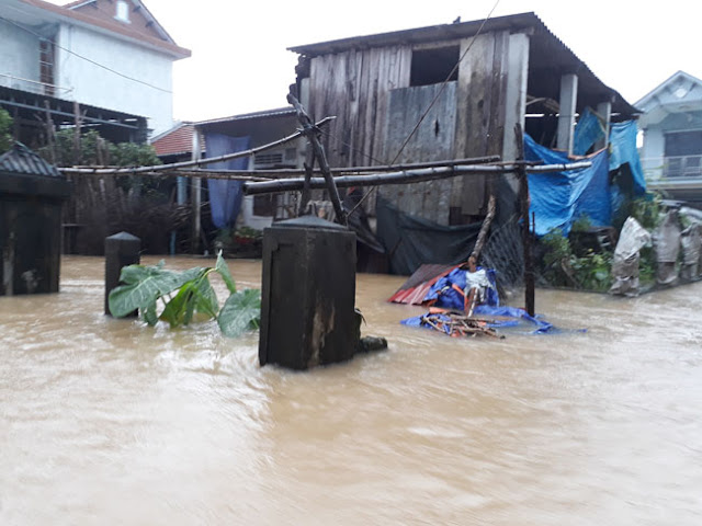 Chùm ảnh lũ lụt tại Giáo xứ Dương Sơn – Huế - Ảnh minh hoạ 14