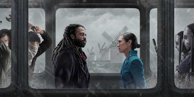 'Snowpiercer: Rompenieves' devela su primer avance y póste