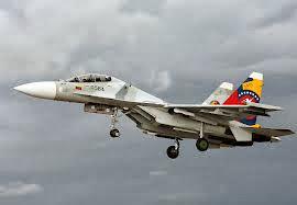 Su-30 MK2 Venezolano