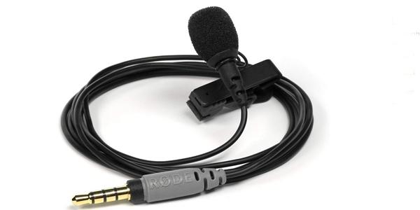 Microphone Eksternal Untuk Smartphone