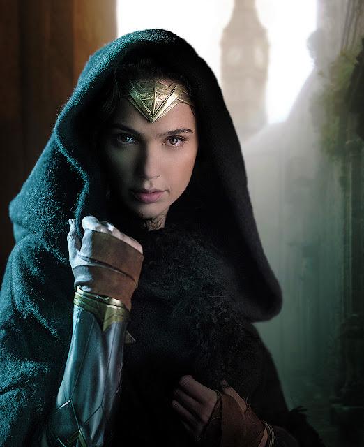 Prima imagine oficială cu Gal Gadot în rolul din filmul Wonder Woman