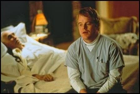 Philip Seymour Hoffman en Magnolia