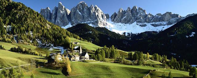 Un viaggio o una vacanza in Trentino ? Ecco i luoghi piu' belli.