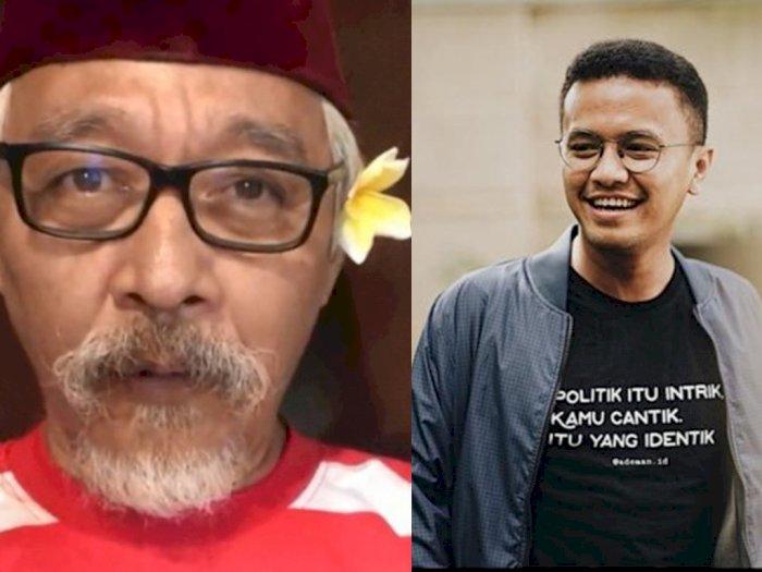 Kritik Penghapusan Mural Jokowi, Sudjiwo Tedjo: Yang Mesti Dihapus Itu Pujian, Karena Pujian Tempatnya Para Penjilat!
