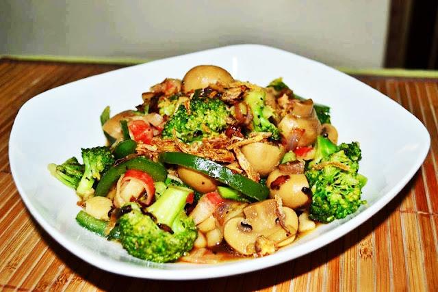 30 Resepi Masakan Sayuran Sepanjang Ramadhan