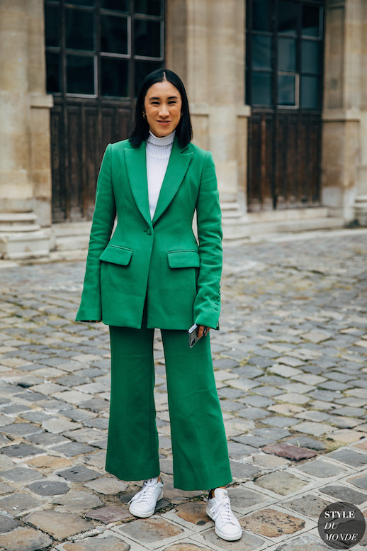 How to Transition Your Power Suit for Fall