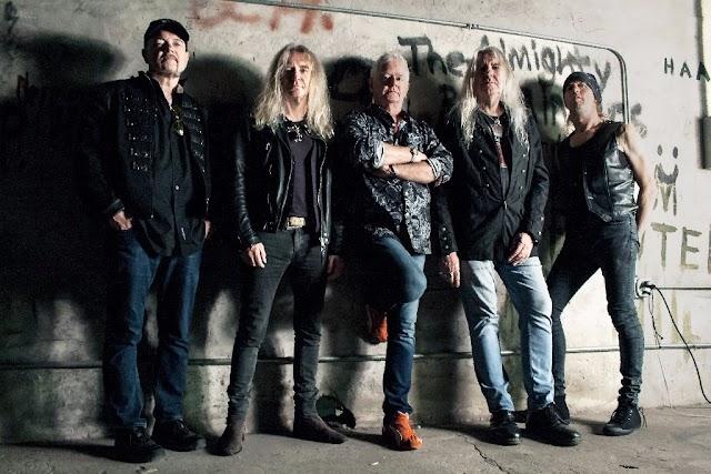 Saxon lançam versão de ''Speed King'' dos Deep Purple (com videoclip)