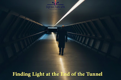 A Wishful Thinking: Finding Light at the End of the Tunnel