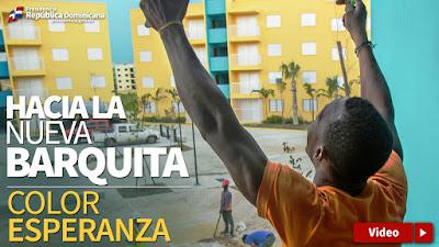 VIDEO: Hacia La Nueva Barquita, color esperanza
