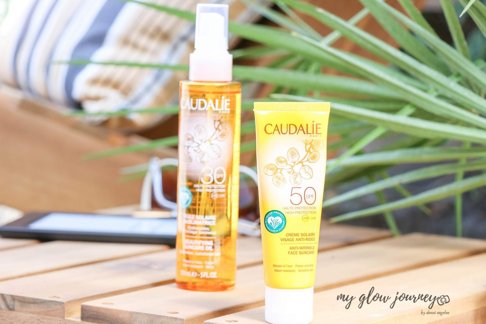 Caudalie Anti-wrinkle Face Suncare SPF50