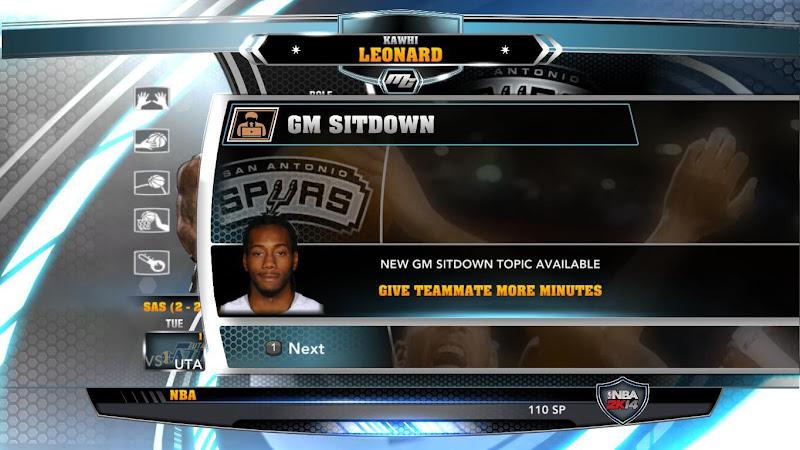NBA 2k14 MyCareer Mod : Kawhi Leonard - hoopsvilla