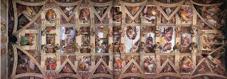 Capela Sistina guia turismo portugues - Maravilha Capela Sistina de Michelangelo