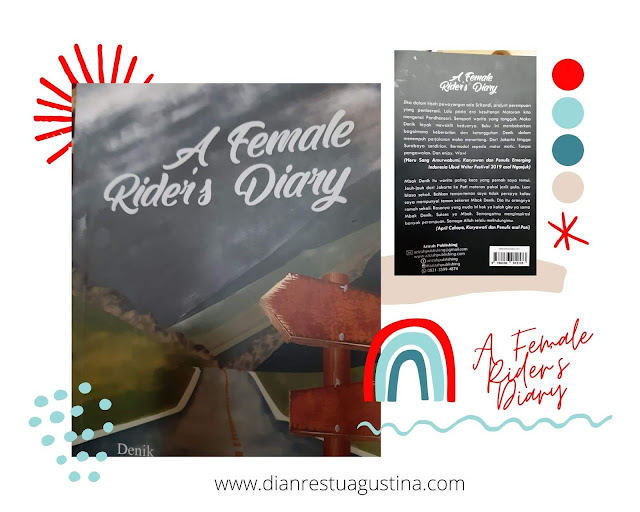 Review Buku: A Female Rider's Diary