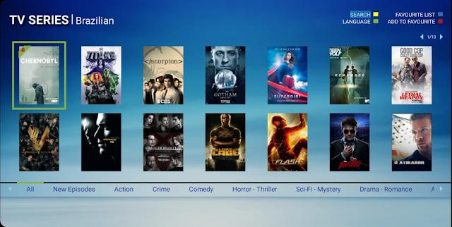 تحميل تطبيق pinguim tv