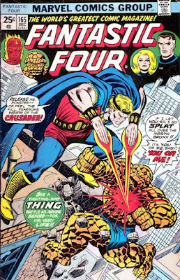 Fantastic Four #165, the Crusader