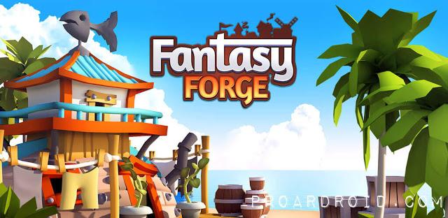Fantasy Forge: World of Lost Empires النسخة المهكرة