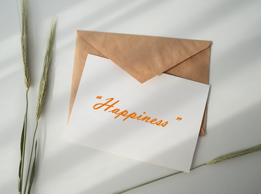 Letter to My Kids Lesson 02: Happiness