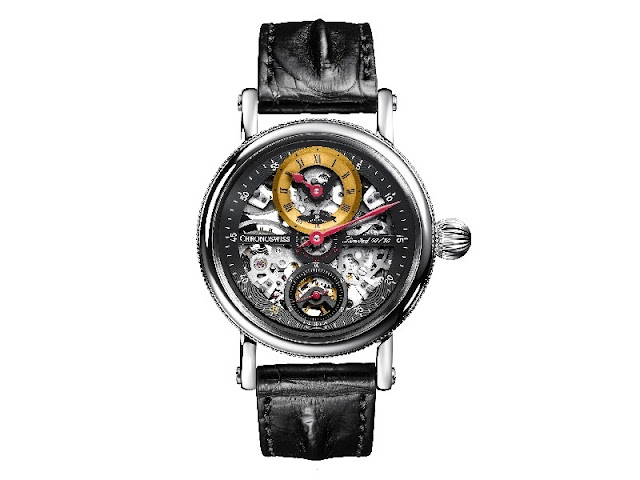 Chronoswiss Rolls Out Latest Version Of Flying Grand Regulator Skeleton Limited Edition