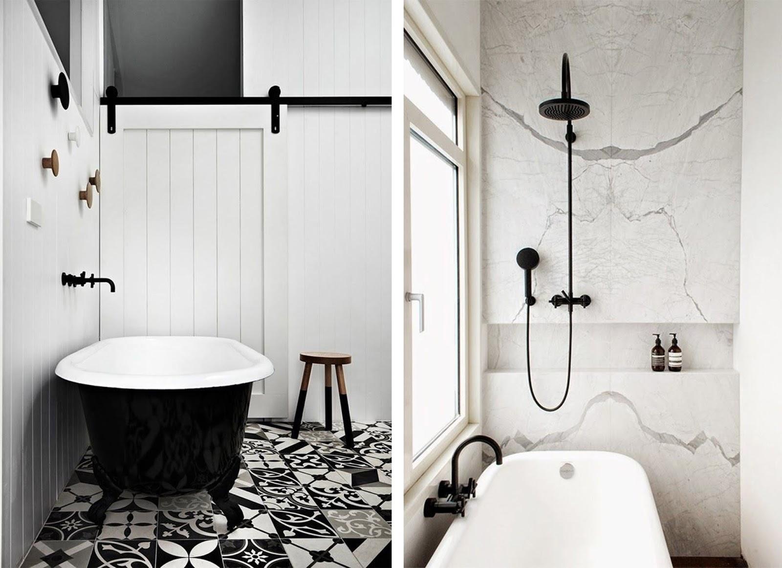 Bagno Rosa E Nero nuove tendenze: rubinetteria nera e minimale   arc art blog