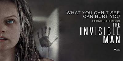 rekomendasi film thriller The invisible man