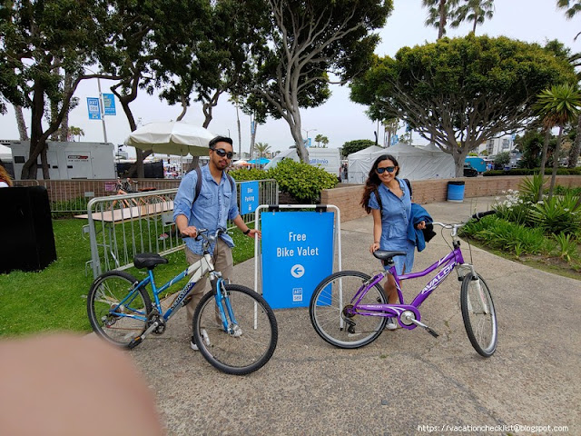 What to do in Marina del Rey California