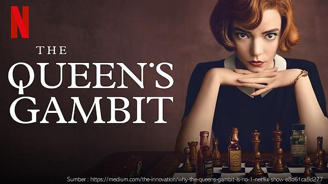 Serial Netflix, The Queen's Gambit