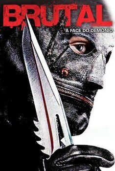 Brutal: A Face do Demônio Torrent – BluRay 720p Dual Áudio