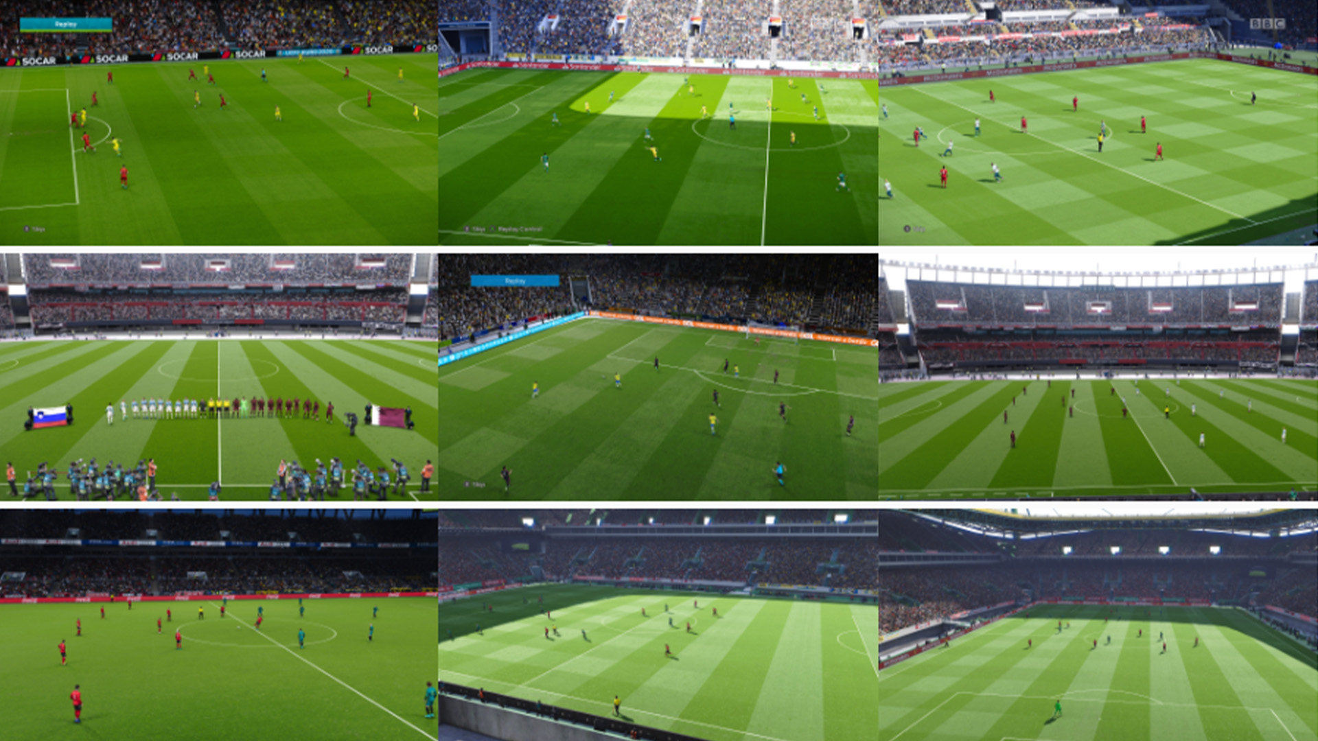 PES 2021 Real Turf V4 by endo