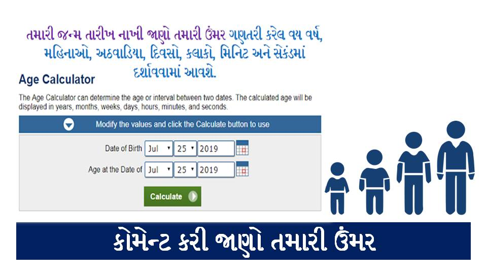 Age Calculator For Android And Online